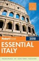 Go to record Fodor's Essential Italy 2018