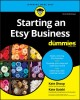 Go to record Starting an Etsy business for dummies