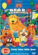 Go to record Bear in the big blue house : party time with Bear.