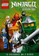 Go to record Lego Ninjago, masters of spinjitsu : Season 1.