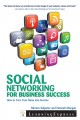 Go to record Social networking for business success
