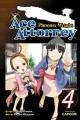 Go to record Phoenix Wright ace attorney : Volume four
