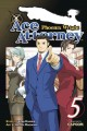 Go to record Phoenix Wright ace attorney : Volume 5