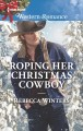 Go to record Roping her Christmas cowboy