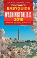 Go to record Frommer's easyguide to Washington, D.C. 2018