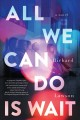 Go to record All we can do is wait : a novel
