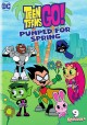 Go to record Teen titans go!. Pumped for Spring.