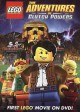 Go to record LEGO : The adventures of Clutch Powers