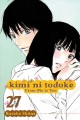 Go to record Kimi ni todoke. from me to you. Vol. 27.