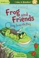 Go to record Frog saves the day