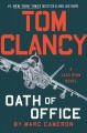 Go to record Tom Clancy Oath of Office