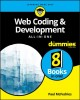 Go to record Web coding and development all-in-one for dummies