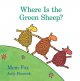 Go to record Where is the green sheep?