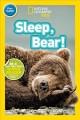 Go to record Sleep, bear!