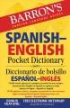 Go to record Spanish-English pocket dictionary = Diccionario de bolsill...