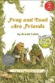 Go to record Frog and toad are friends