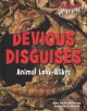 Go to record Devious disguises : animal look-alikes