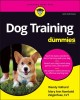 Go to record Dog training for dummies