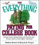 Go to record The everything paying for college book