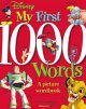 Go to record Disney my first 1000 words