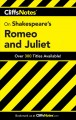 Go to record Cliffs Notes Shakespeare's Romeo and Juliet