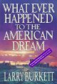 Go to record What ever happened to the American dream