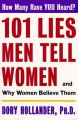 Go to record 101 lies men tell women : and why women believe them