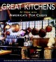 Go to record Great kitchens : at home with America's top chefs