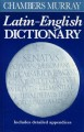 Go to record Chambers/Murray Latin-English dictionary