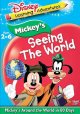 Go to record Mickey's seeing the world