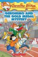 Go to record Geronimo and the gold medal mystery
